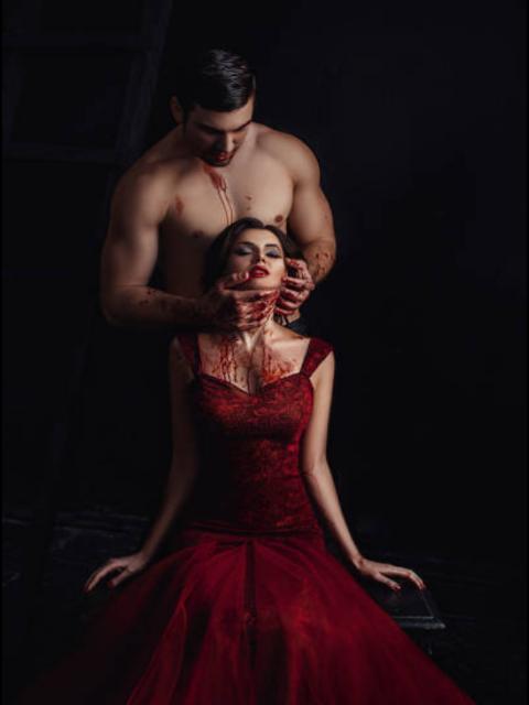 Lilith, vampiresa renegada.